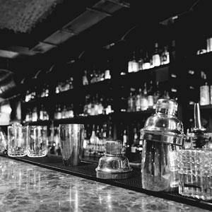 Für Bar- und Clubpersonal