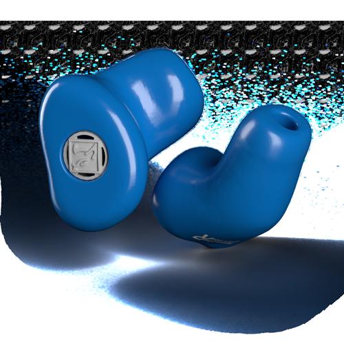 SOWEI UNLIMITED Gehörschutz Blau