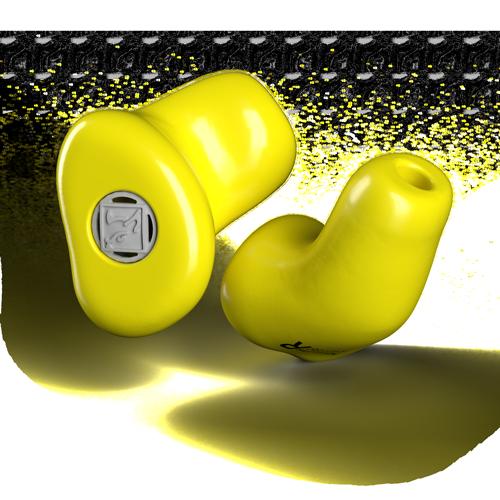 SOWEI UNLIMITED Gehörschutz Neon