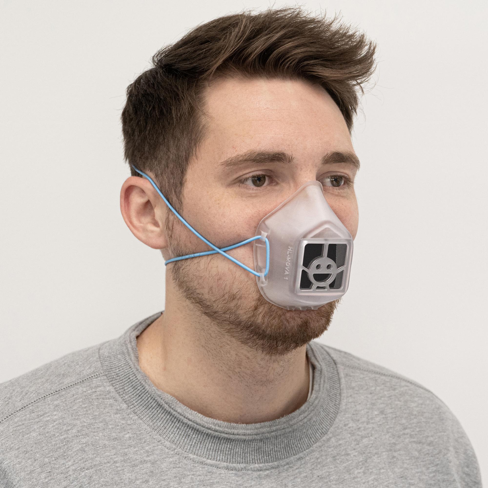 Hörluchs MOVA Behelfsmaske