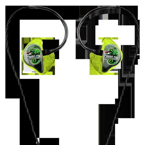 Green Chamaleon
